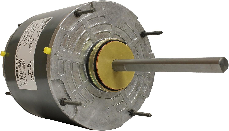 Fasco D784 Blower Motor, 5.6-Inch Frame Diameter, 1/2 HP, 1625 RPM, 208-230-volt, 3.8-Amp, Sleeve Bearing