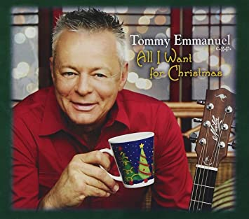 all i want for christmas - Tommy Christmas
