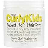 Curly Kids Curly Gel Moisturizer, 6 oz