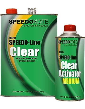 Speedokote Clear Coat 2K Acrylic Urethane, SMR-1150/1102-Q 4: