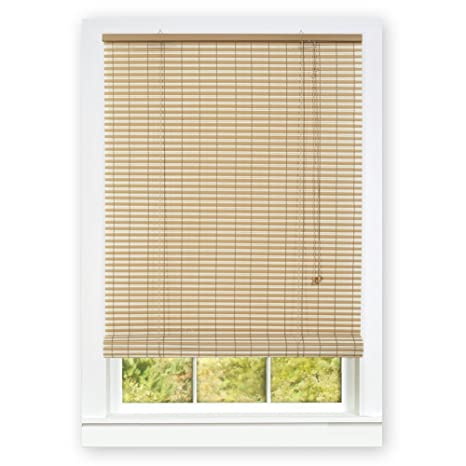 36 x 72 blinds alabaster indoor or outdoor ashland rollup blinds desert 36quot 72quot amazoncom 36
