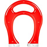 ArtCreativity Horseshoe Magnet for Kids - 8 Inch Horse Shoe U-Shaped Magnet with Carry Handle - Fun Science Activity Toy, Gre