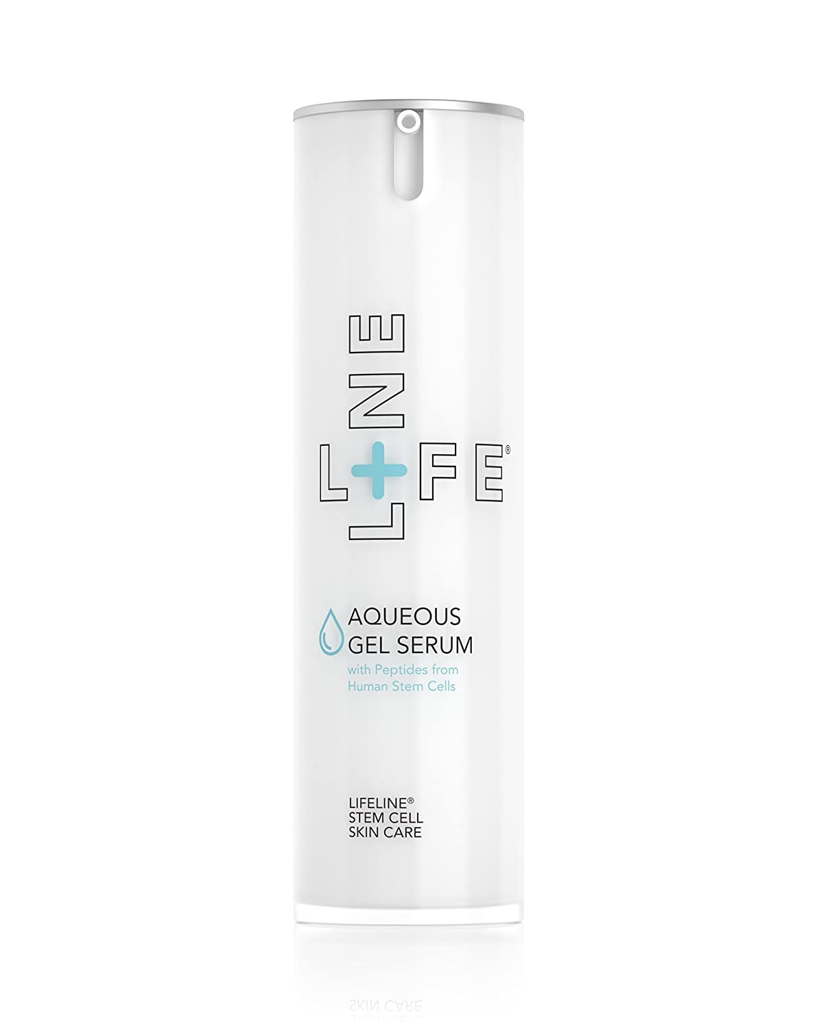 Lifeline Aqueous Gel Serum Fragrance Free intensely moisturizing- suppresses fine line- reduces redness improves micro circulation
