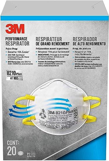 3m respiratore n95