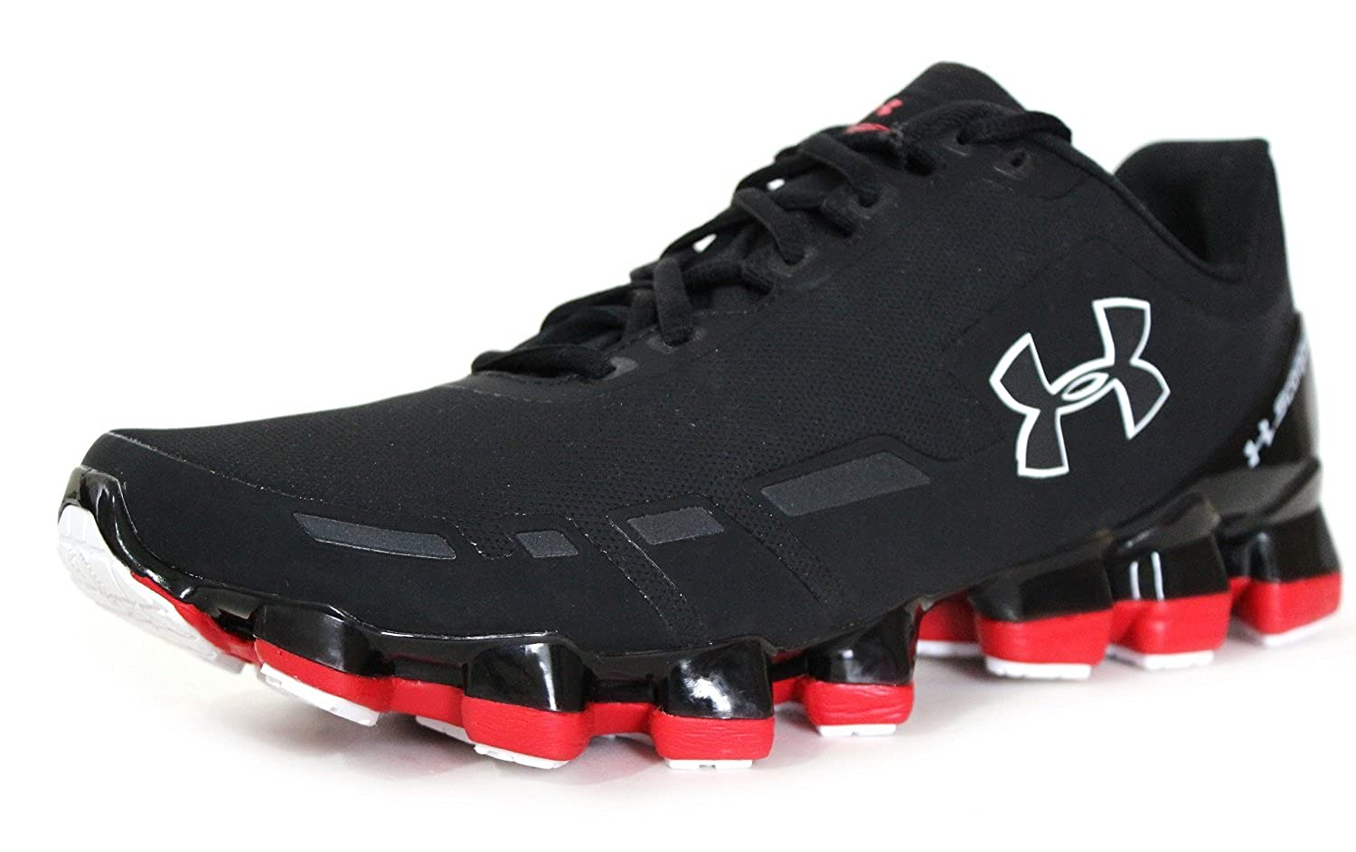 official photos 0cae1 cc71e Under Armour Men's UA Scorpio Running Shoes Size 11 Black ...