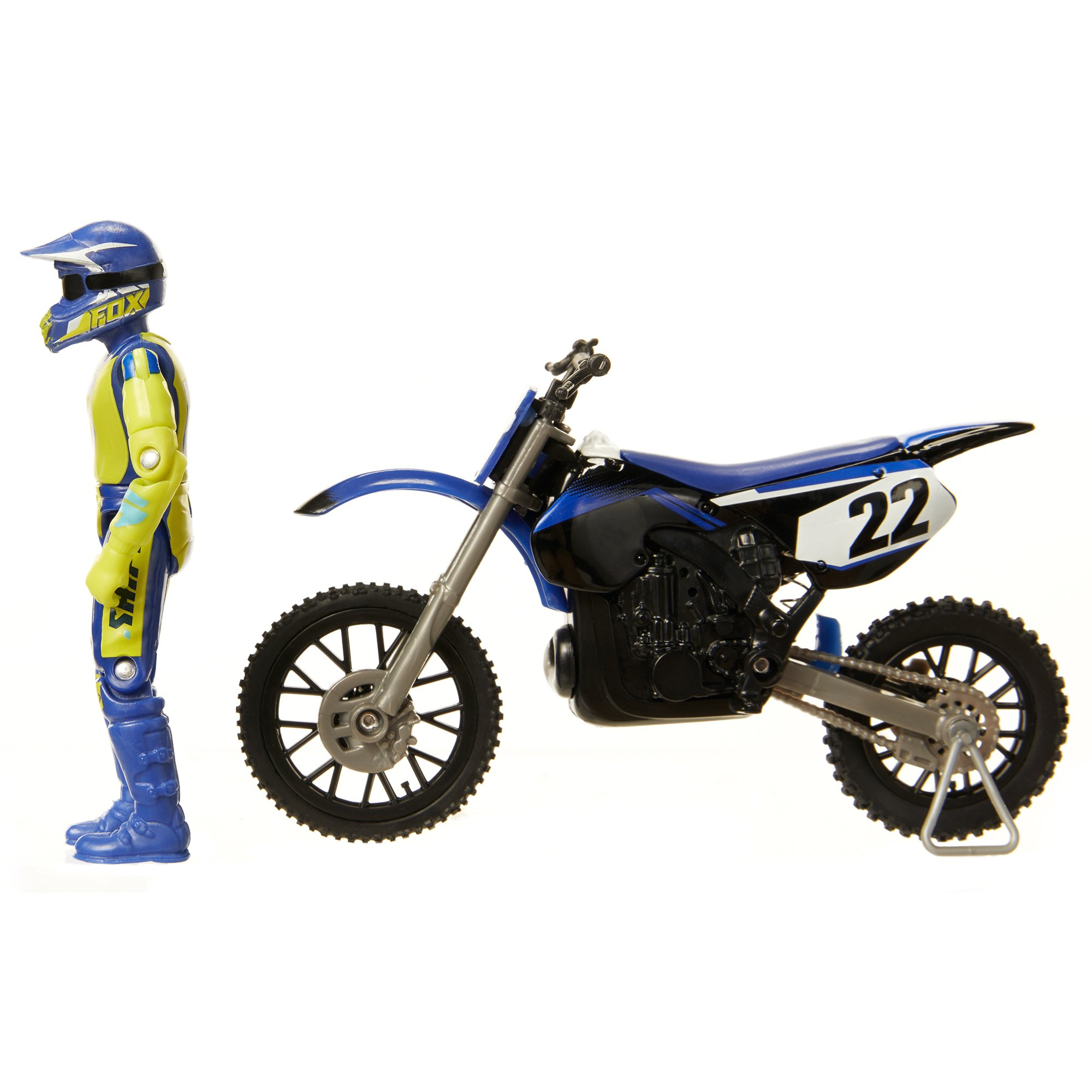 MXS Boys Chad Reed SFX Bike & Rider Set by MXS (Image #9)