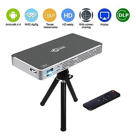 Proiettore Videoproiettore Multimedia Bluetooth ricaricabile