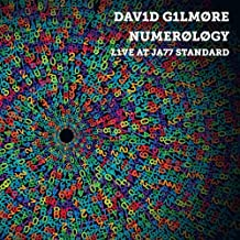 Numerology: Live at Jazz Standard by David Gilmore (2012-08-03)