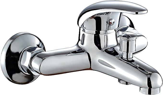 DP Grifería SN-0001 Grifo de bañera, color plateado: Amazon.es: Bricolaje y herramientas
