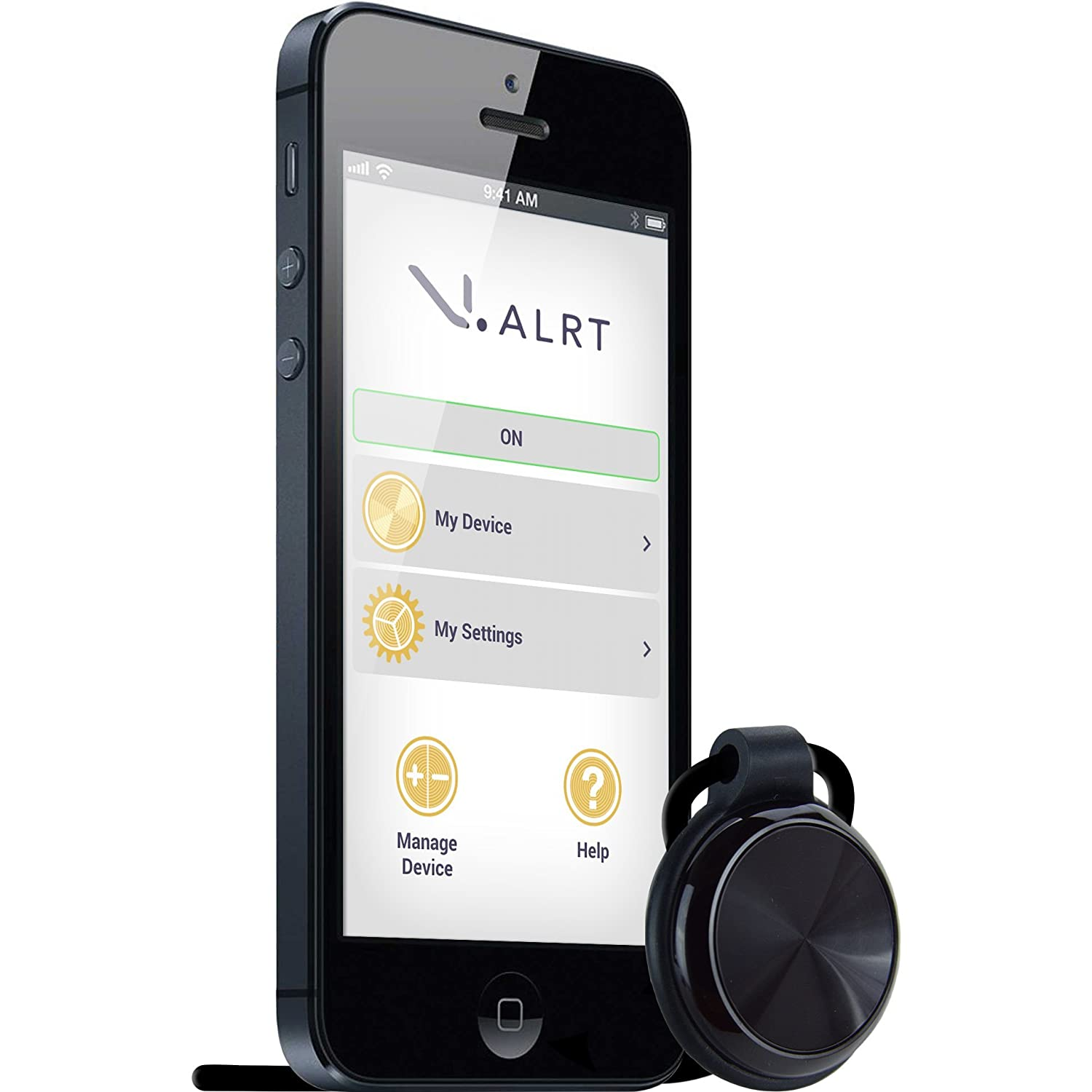 V.ALRT Wireless Personal Emergency Alert Device