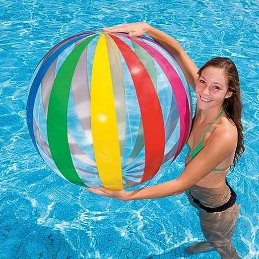 Niños Piscina Aqua Fun Toys - Pelota hinchable de Jumbo playa 1070 ...