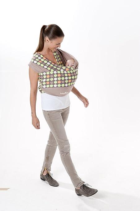 abea7aa2baab Amazon.com   Babymoov - A057213 - Porte-Bébé Écharpe - Taupe Amande   Baby