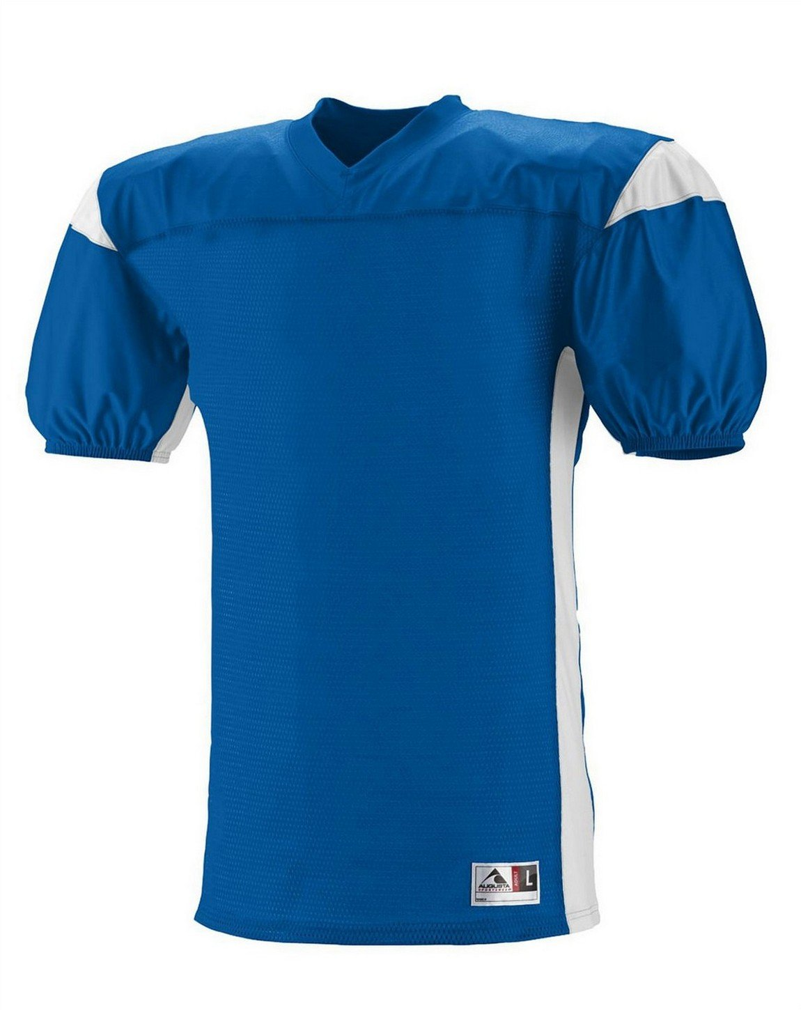 9521 AG YTH DOMINATOR MESH JERSEY ROYAL/ WHITE M