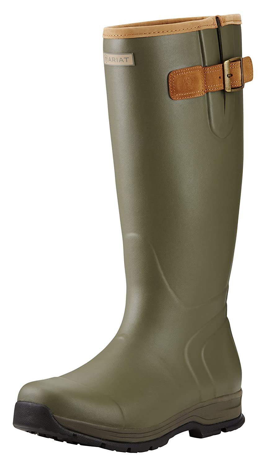 Burford Insulated Welly 39 Olive Ariat MtRwn