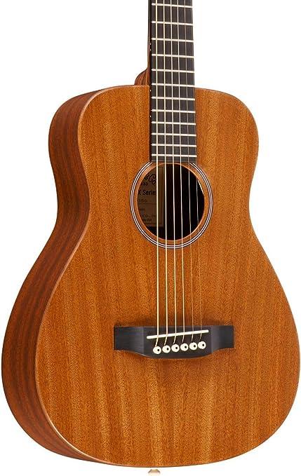Martin X Serie personalizado LX Sapele guitarra acústica Natural ...