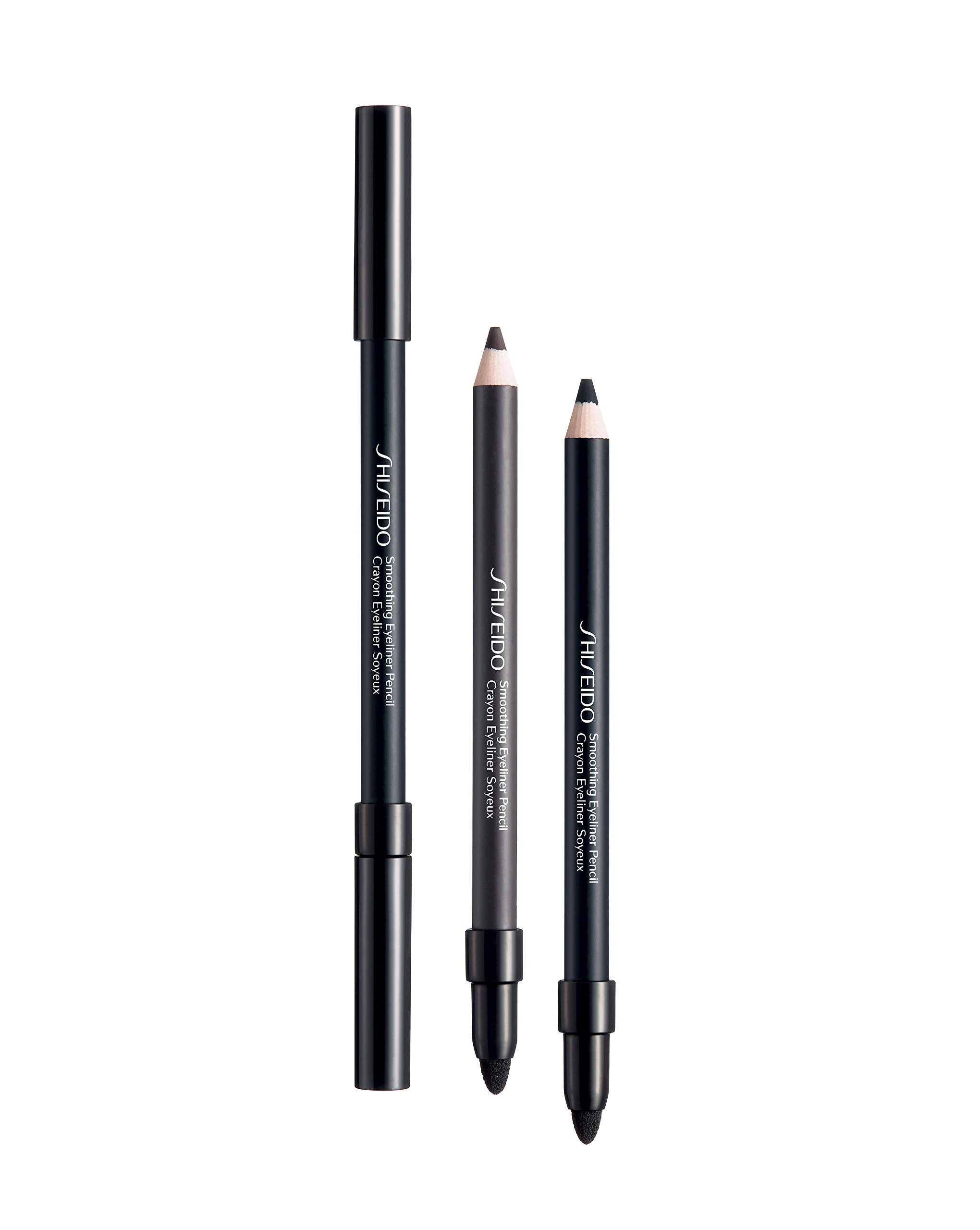 Shiseido The Makeup Smoothing Eyeliner Pencil 1.4g BK901 Black 0.04oz