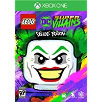 Lego DC Super-Villains Deluxe - Collector's Limited Edition - Xbox One