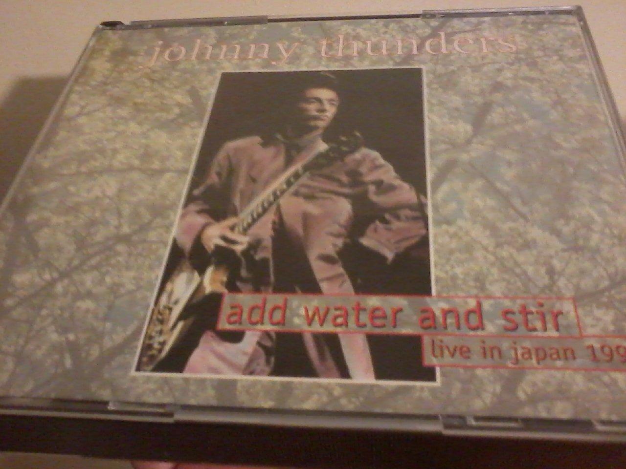Add Water & Stir Live Japan in 1991