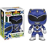 Funko POP TV: Power Rangers - Blue Ranger Action Figure