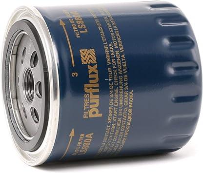 Purflux Ls880a Ölfilter Anzahl 1 Auto