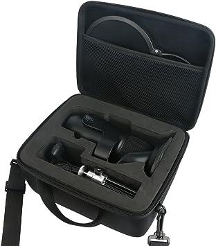 khanka Duro Viaje Estuche Bolso Funda para Blue Microphones Yeti Micrófono USB(caja solo): Amazon.es: Electrónica