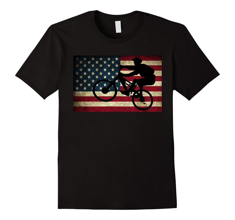 Mountain Biking T Shirt Mountain Bike T-Shirt Mountain Biker-ANZ
