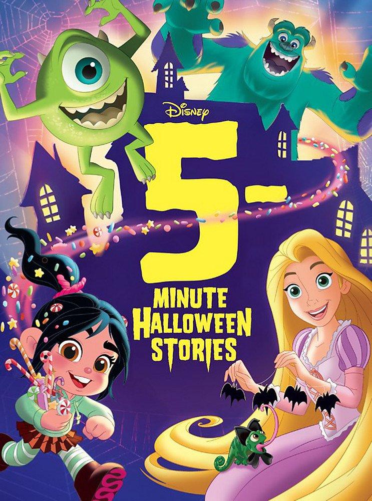 5-Minute Halloween Stories (5-Minute Stories)