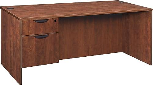 Regency Legacy Single Pedestal Desk