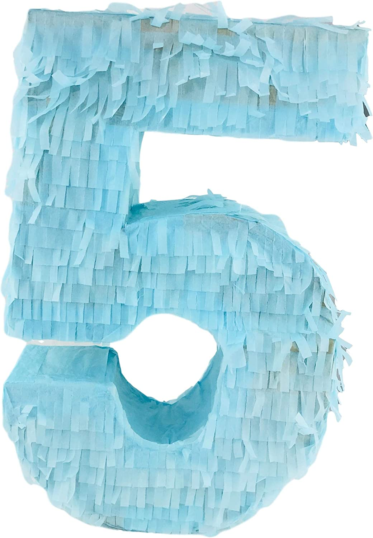 Number 5 Pinata Number Five Pinata
