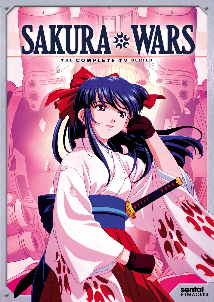 Sakura Wars TV: Complete Collection by Section 23