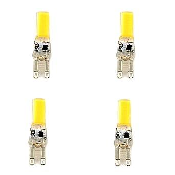 Lámpara Bombilla LED G9 LED COB 220V 3000 K luz Cálida 5 W, Equivalentes a
