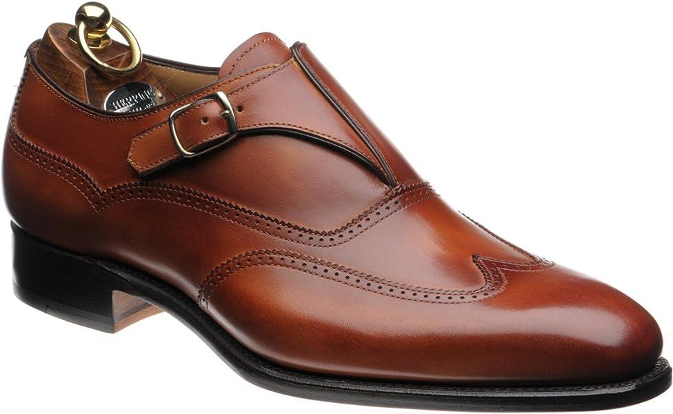 013e35209eac Durham Monk Shoes in Tan Calf