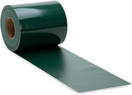 Lámina de protección transparente Noor de PVC para diferentes vallas de jardín, valla de malla de