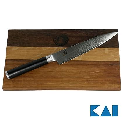 Kai Shun - Set de Regalo de Cuchillo Multiusos DM 0701, Hoja ...