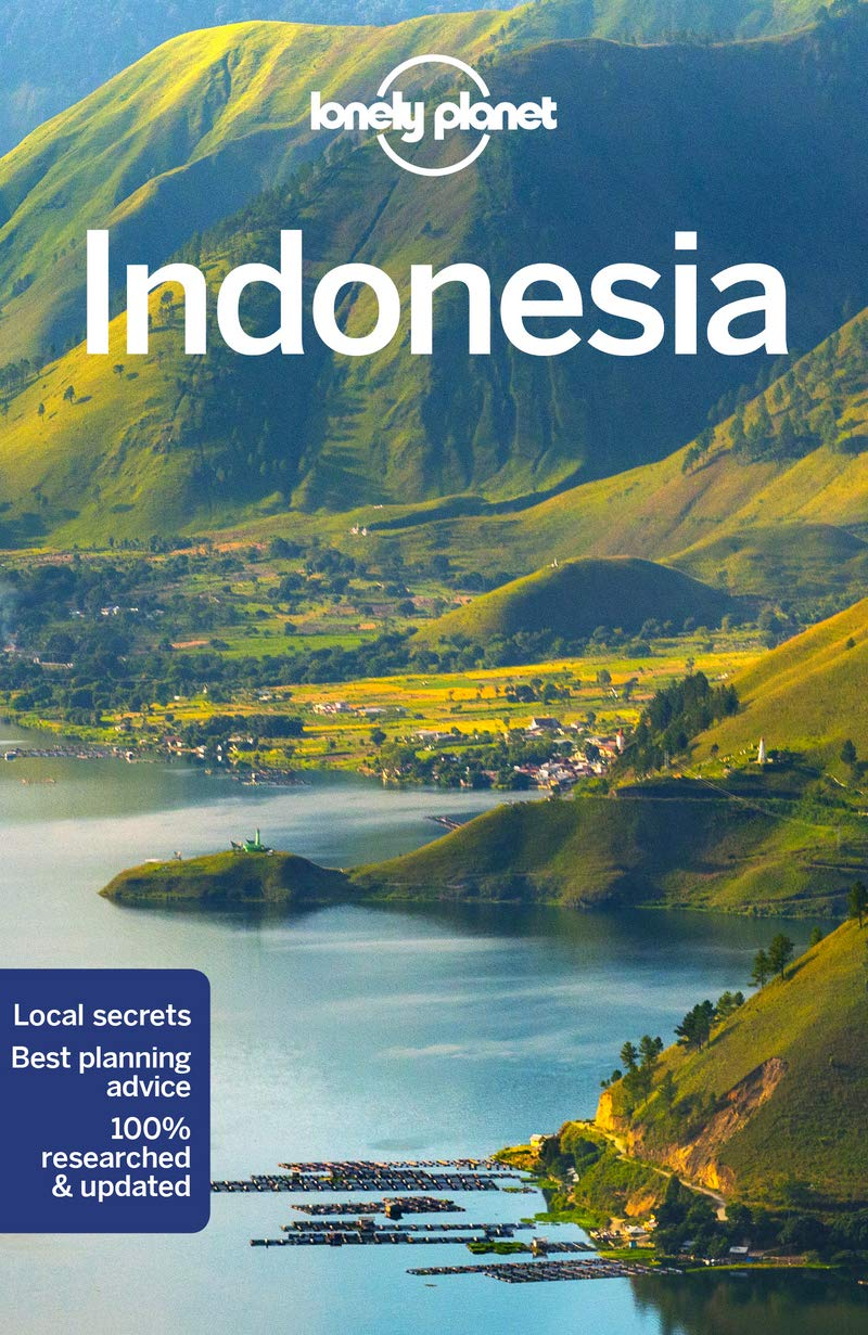 Lonely Planet Indonesia (travel Guide) 2019