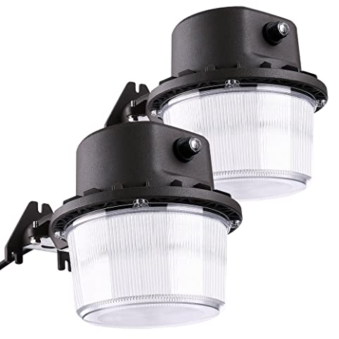 Brizled LED Outdoor Barn Light (Photocell Included), 35W (250 300W Equiv