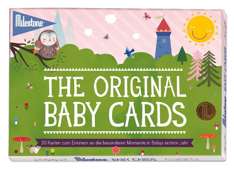 30 Milestone Baby Cards, 1 Stück 1 Stück