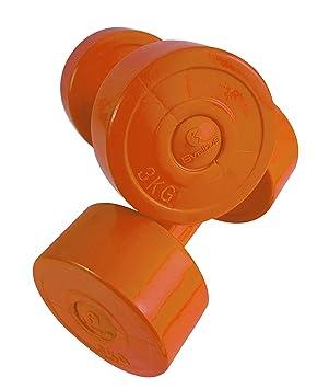 Sveltus - Mancuernas de Cemento, 3 kg (el par), Unisex, Color ...