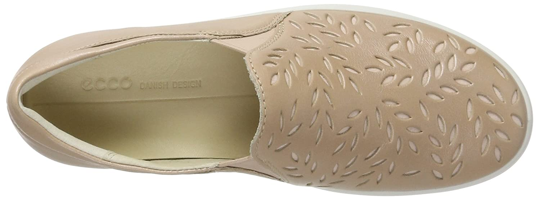 Ecco Slip Damen Soft 7 Ladies Slip Ecco on Sneaker Beige (Powder) 58e174