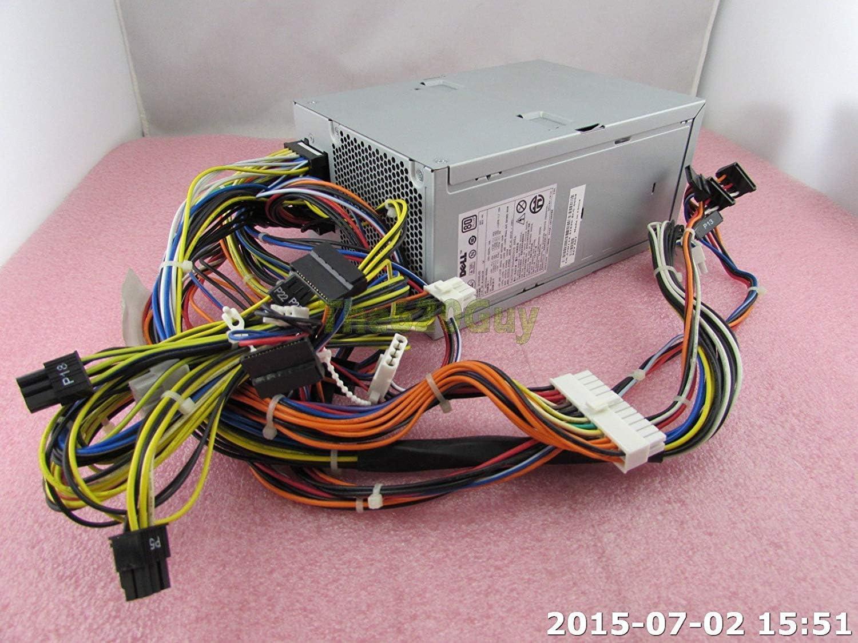 Dell Precision T7400 1000W 80 Plus Modular EATX Power Supply JW124 H1000E-00