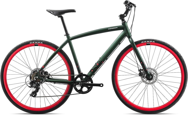 Orbea Carpe 40 City bicicleta 7 velocidades Shimano Fácil Ciudad ...