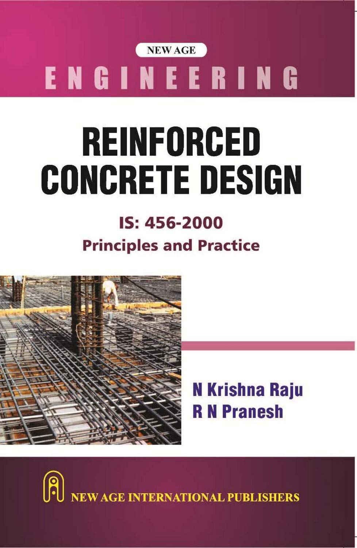 Reinforced raju concrete of pdf krishna structures by design