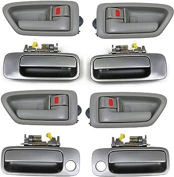 Toyota 69240-33030-B0 Outside Door Handle