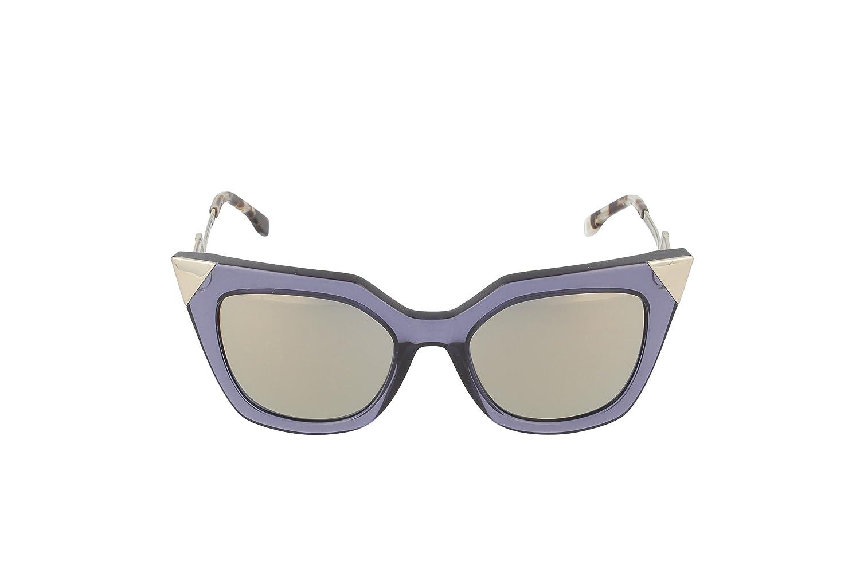 7d390b6c727 Amazon.com  Fendi Women s Iridia Corner Accent Sunglasses