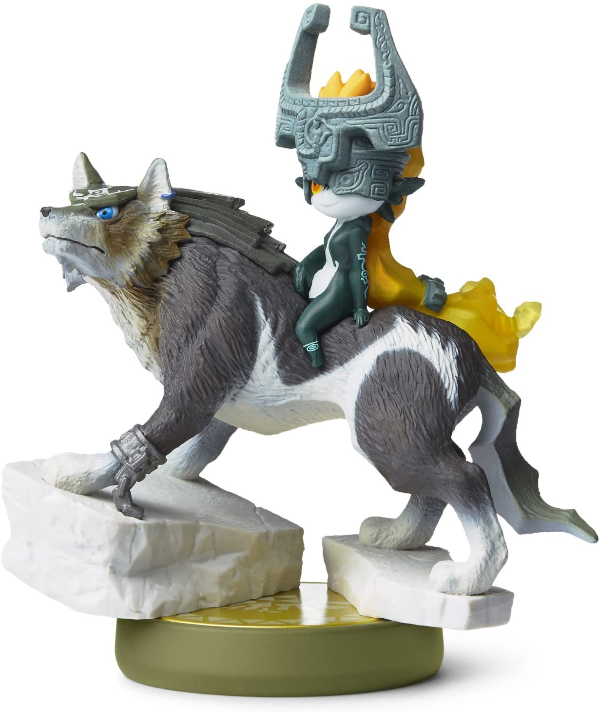 Amazon com: Wolf Link Amiibo - Legend of Zelda Twilight