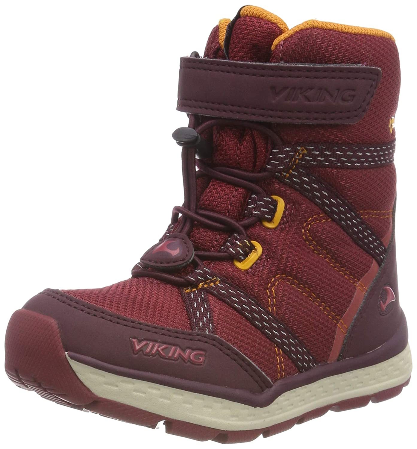 Viking Skomo GTX Jr, Chaussures Multisport Outdoor EU|Rose Mixte Enfant 39 EU|Rose Outdoor (Dark Red/Wine 5241) d46996