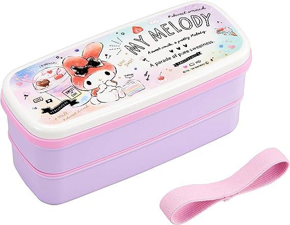 OSK Carácter Kawaii japonés Lonchera Apilable Fiambrera Bento Box ...