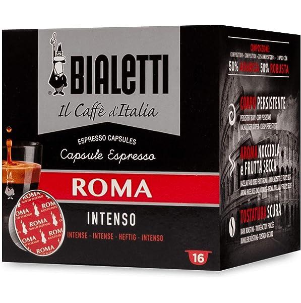 Bialetti - Cafetera con sistema abierto Tazzissima negro ...