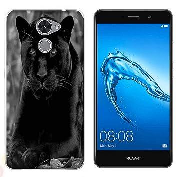 Desconocido Funda Y7 Nova Carcasa Huawei Y7 Nova Mascotas ...