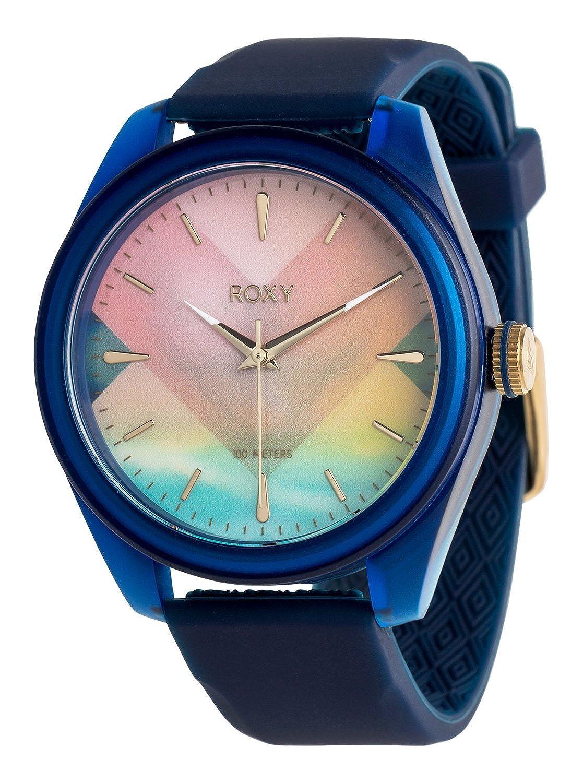 Roxy - Reloj Analógico - Mujer - ONE SIZE - Azul: Roxy: Amazon.es: Ropa y accesorios